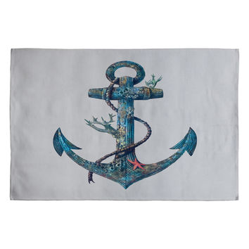 Terry Fan Lost At Sea Woven Rug