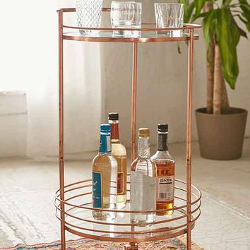 Plum & Bow Laila Bar Cart