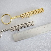 Supreme fw16 Grand Prix Keychain 3D key chain