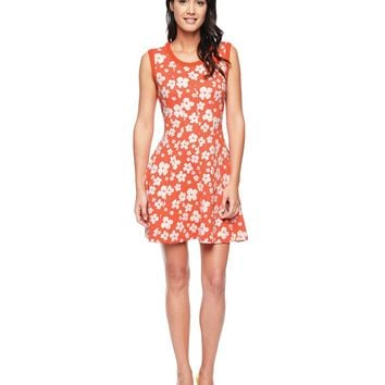 Plumeria Punch Jacquard Dress by Juicy Couture