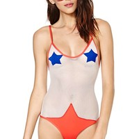 Minimale Animale Outlaw Swimsuit