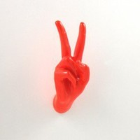 Handjob Hooks - Peace from Thelermont Hupton   Made By Thelermont Hupton   £90.00   Bouf