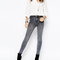New Look | New Look - Jean skinny 5 poches chez ASOS