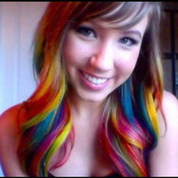Hair Chalking Kit - Create your own