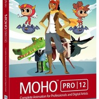 Smith Micro Moho Pro 12.4 Crack with Serial Keygen Latest Version