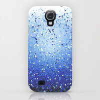 Samsung Galaxy S4 Case - Ocean Depths Mosaic