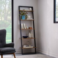 LADDER SHELVING - WIDE