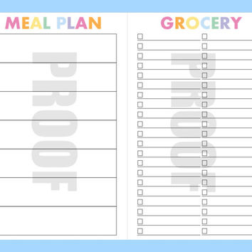 Best Menu Planner Products On Wanelo