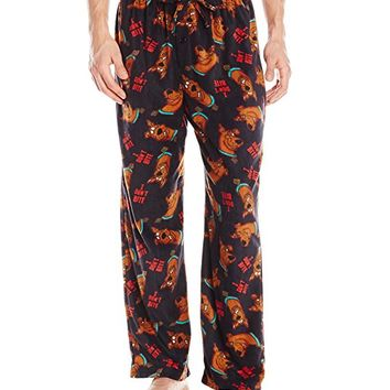 Men's I Don'T Bite Microfleece Pajama Pant