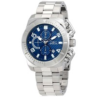 Invicta Pro Diver Chronograph Blue Dia Mens Watch 23404