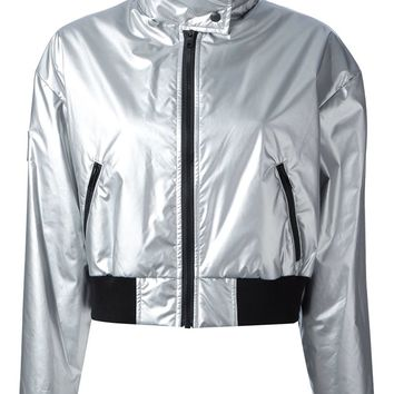 Opening Ceremony DKNY logo cropped jacket