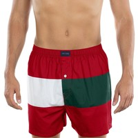 Tommy Hilfiger Tommy Flag Woven Boxer Short