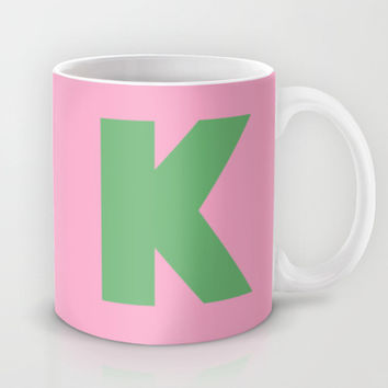 K is for... Mug by Project M