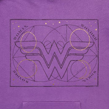Wonder Woman Ladies' Hoodie - Exclusive