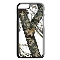 White Snow Camo iPhone 4S 5S 5C 6/6S Plus Case Hunting Custom Cover