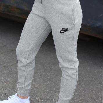 """Nike"" Women Fashion Leisure Running Pants Sweatpants"