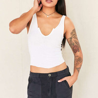 Urban Renewal Remade Ribbed Tank Top | Urban Outfitters