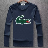 Boys & Men Lacoste Fashion Casual Top Sweater Pullover