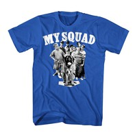 Sandlot My Squad Men's Royal Blue T-shirt