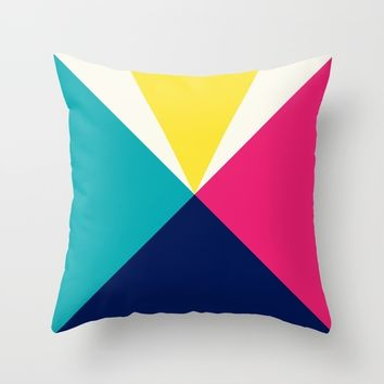 Perspective Throw Pillow by Trevor May