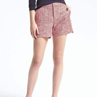 Ryan-Fit Frayed Short | Banana Republic