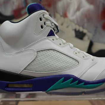 "Air Jordan Retro 5 ""Grape"""
