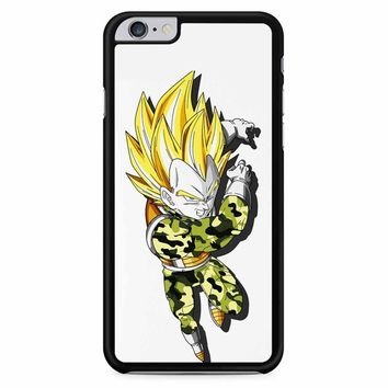 Prince Vegeta Ssj2 X Bape iPhone 6 Plus / 6S Plus Case
