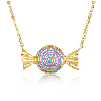Candy Swirl Necklace