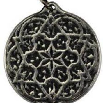 Seal of Solomon Health and Prosperity amulet