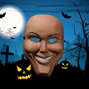 TOPATY Halloween Masks For The Purge GOD Horror Dress Up Bar Party Show Haunted House Movie Props