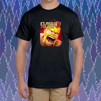 Clash of Clans design for tshirt