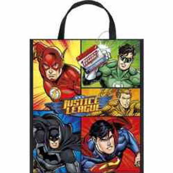 Justice League Party Tote Bag
