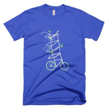 """Frame Thrower"" T-Shirt by Jon Schafer"