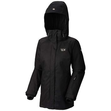 Mountain Hardwear Snowburst Trifecta Redux Jacket - Women's