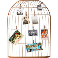 Cage Your Thoughts Cardholder