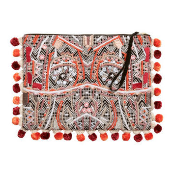 H&M Beaded Clutch Bag $49.99
