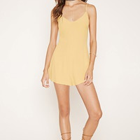 Tie-Back Cami Playsuits
