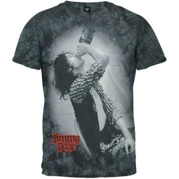 PEAPGQ9 Led Zeppelin - The Old Days T-Shirt