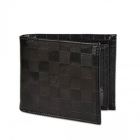 Fred Perry Chequerboard Embossed Multiflip Wallet Accessories Wallets - Dudes at Broken Cherry