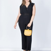 Plus Size Nights Out Jumpsuit