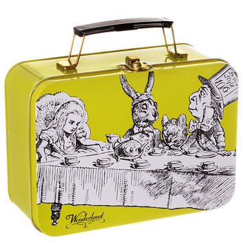 Mad Hatter Tea Party Lunchbox