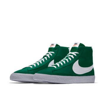 The Nike Blazer Mid iD Shoe.