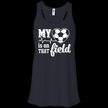 My Heart Is On That Field Soccer