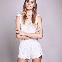 Free People Juliet Romper