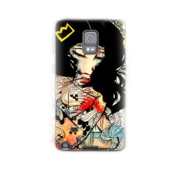 Case for the Note 4 - Note 4 case - Note phone case - Phone cover - Cell Phone case - Note 4 cover - Phone case - Cell Phone cover