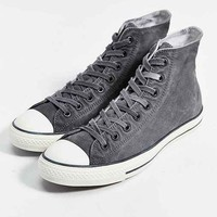 Converse Chuck Taylor All Star High-Top White Wash Men's Sneaker- Black