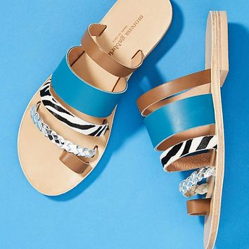 Morena Gabbrielli Toe-Ring Sandals