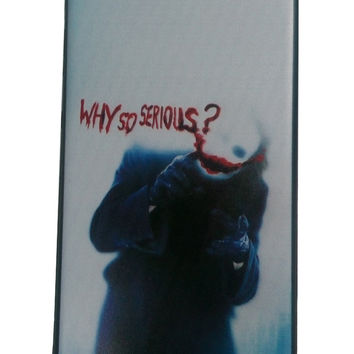 Joker Why so Serious Case for iPhone 6 Plus