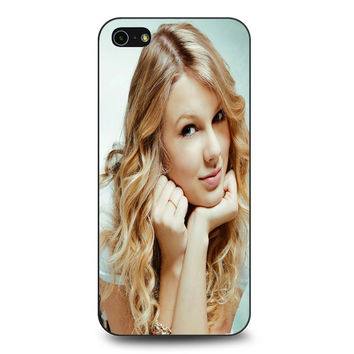 taylor swift beautiful art iPhone 5 | 5S Case