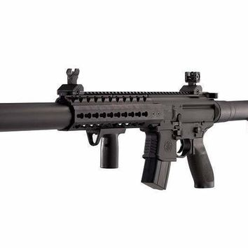SIG Sauer MCX CO2 Rifle, Black
